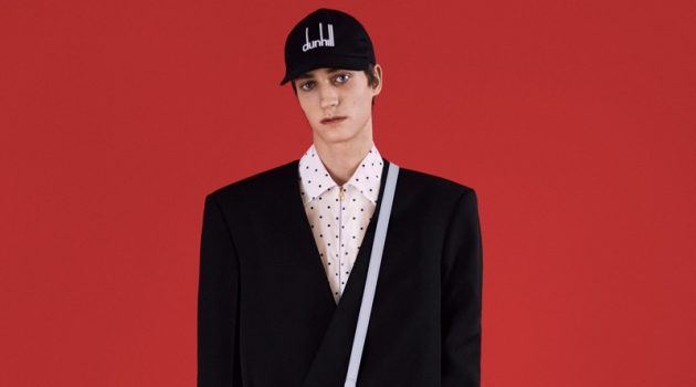 Dunhill Goes Oversized with Fall Compendium Collection