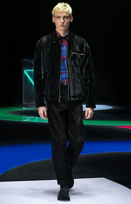 Emporio Armani is in the Mood for Pop