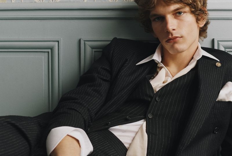 Erik Sports Casual & Tailored Style for GQ France
