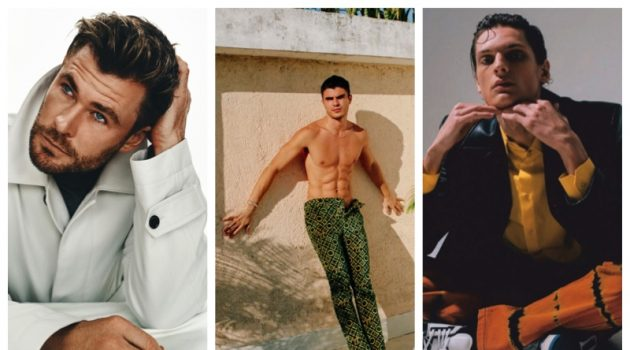 Week in Review: Chris Hemsworth for BOSS, Diego Villarreal, Valentin Caron + More