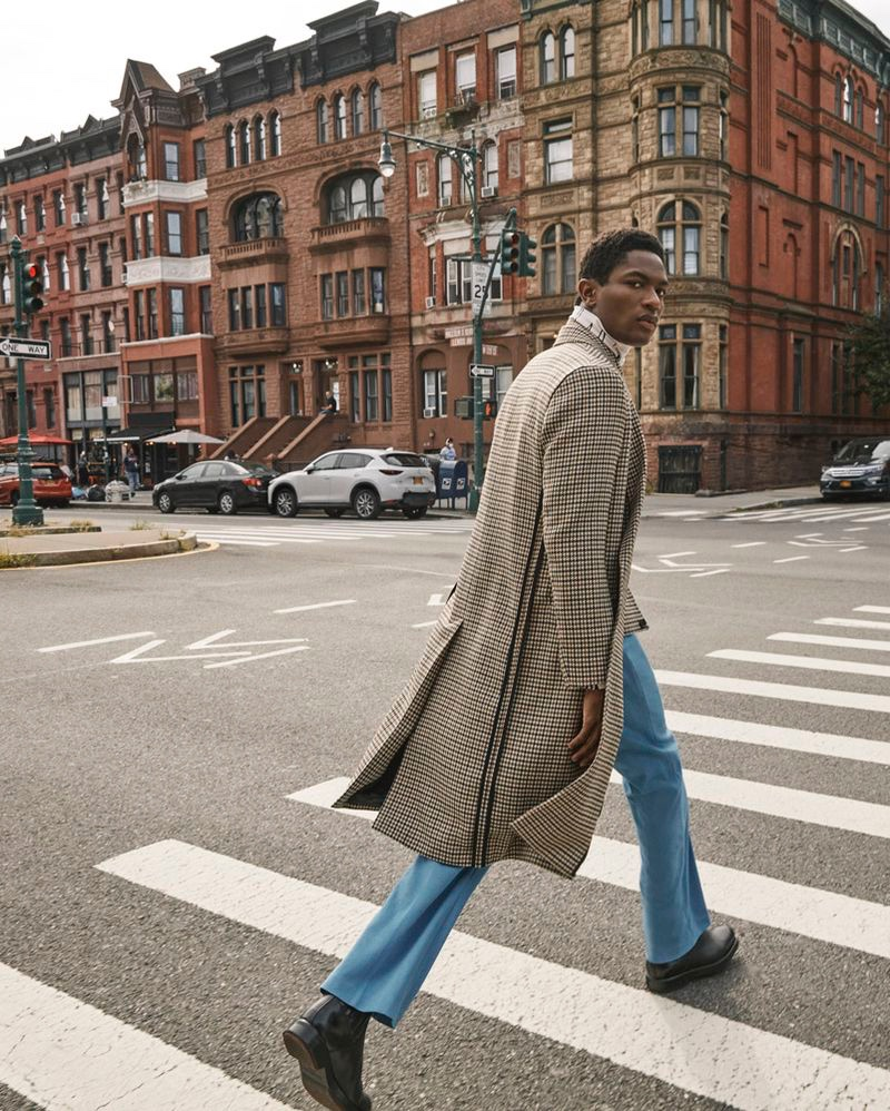 Hamid Takes to Harlem for Man About Town