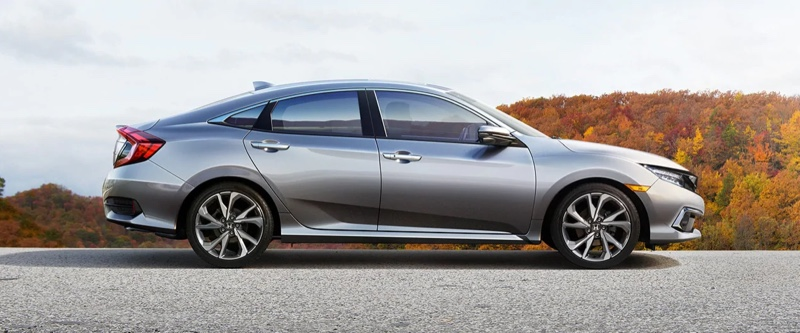 Make a Bold Statement with the Honda Civic