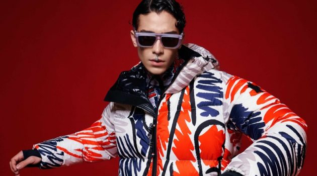Jorge Sports Moncler for Jazko