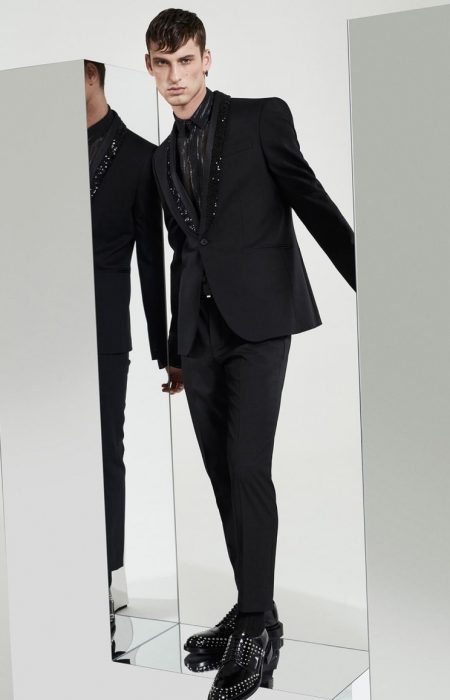 Les Hommes Delivers Modern & Chic Fall