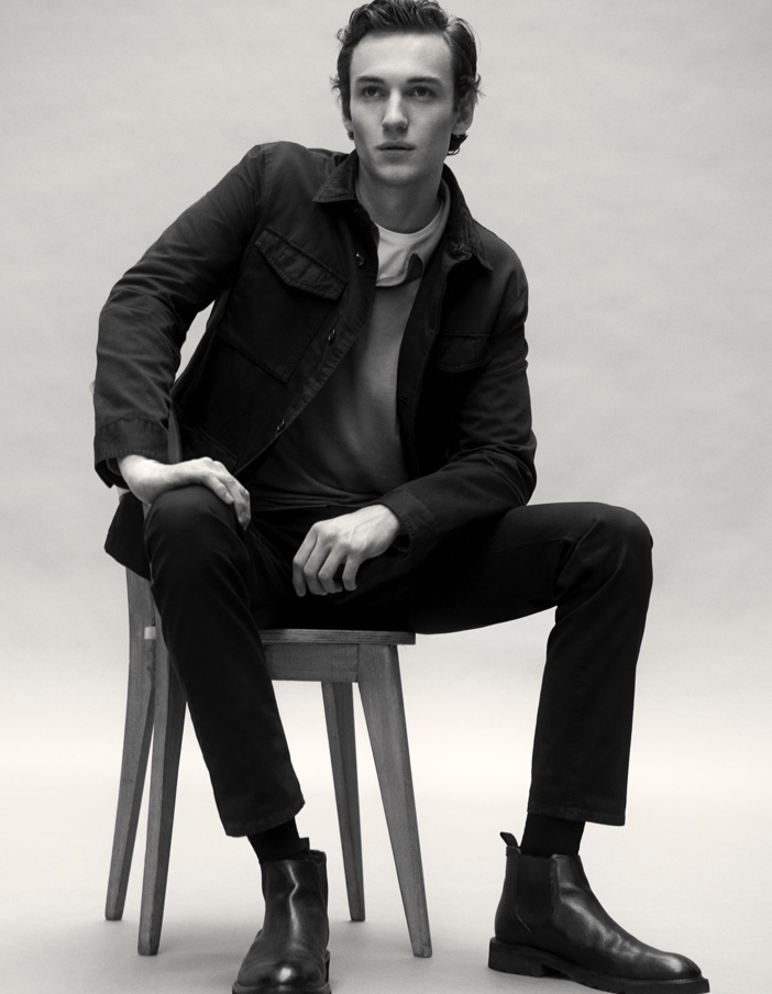 In the Mood for Love: Jakob for Massimo Dutti