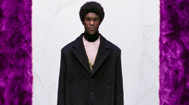 Prada Builds Upon Long Johns for Fall Collection