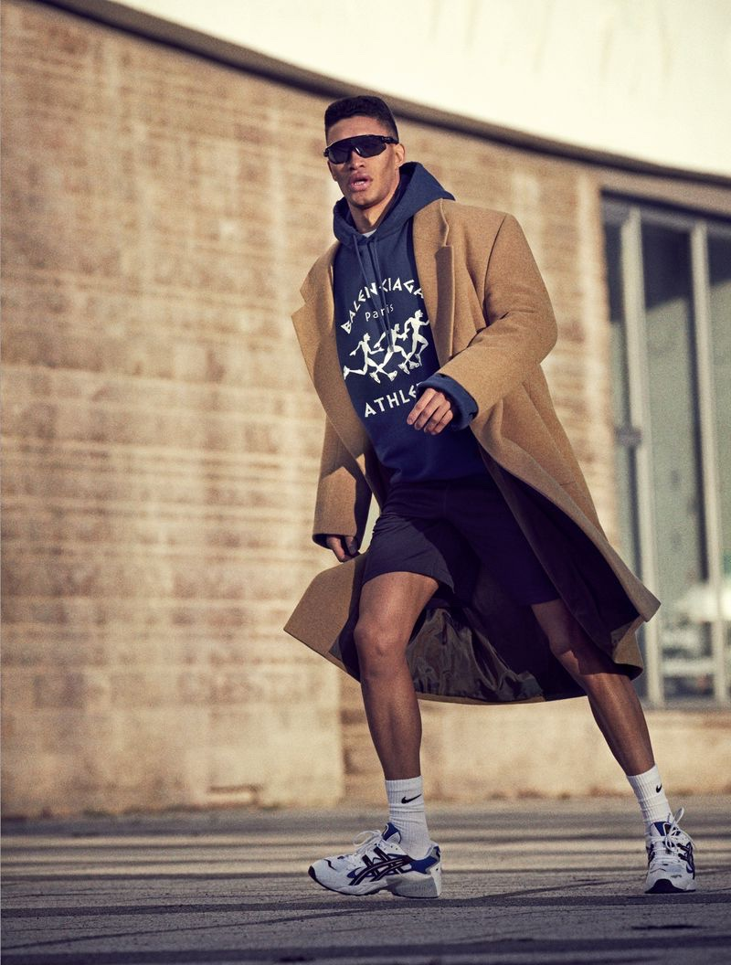 Raphael is a Runner for GQ Germany