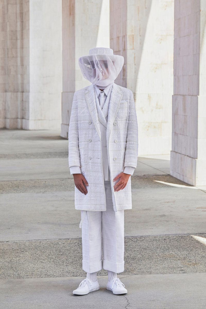 Thom Browne Spring 2021 Menswear