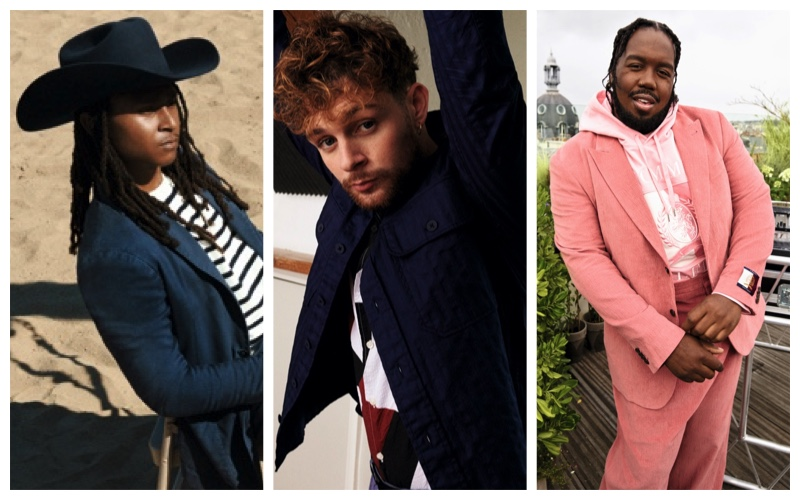 Compton Cowboys, Tom Grennan, and Kiddy Smile star in Tommy Hilfiger's spring 2021 campaign.