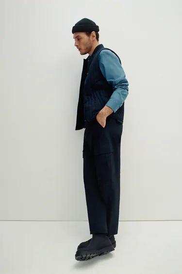 Pierre-Benoit Dons Nautical Style for Zara