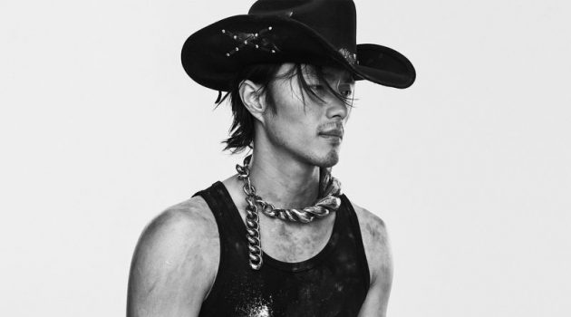 Wild Ride: Zhao Channels His Inner Cowboy for GQ China