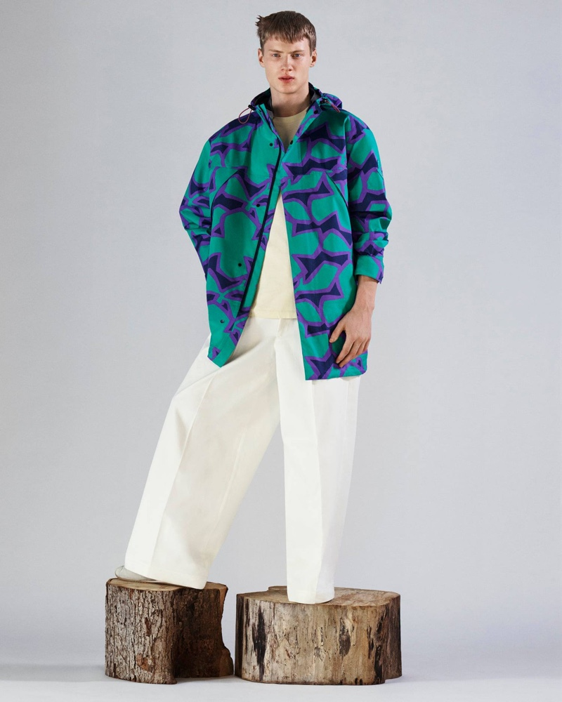 Braien Goes Bold in 2 Moncler 1952 Collection