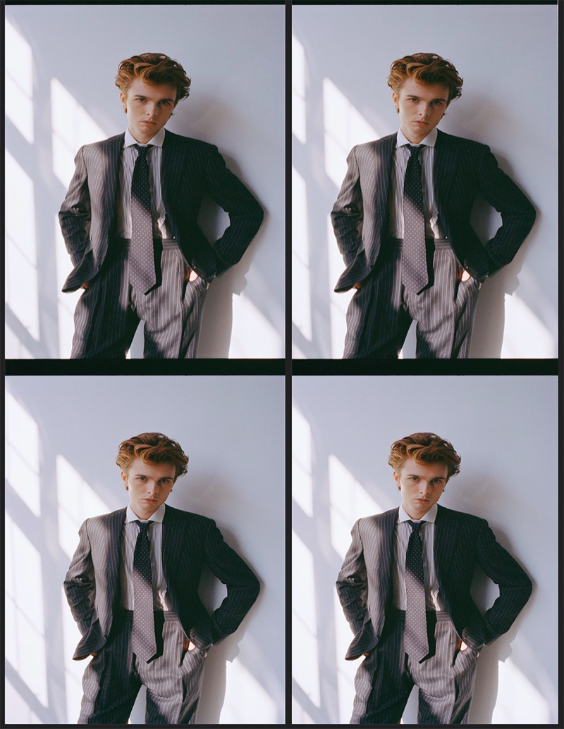 Aiden Channels Bowie for Man of Metropolis