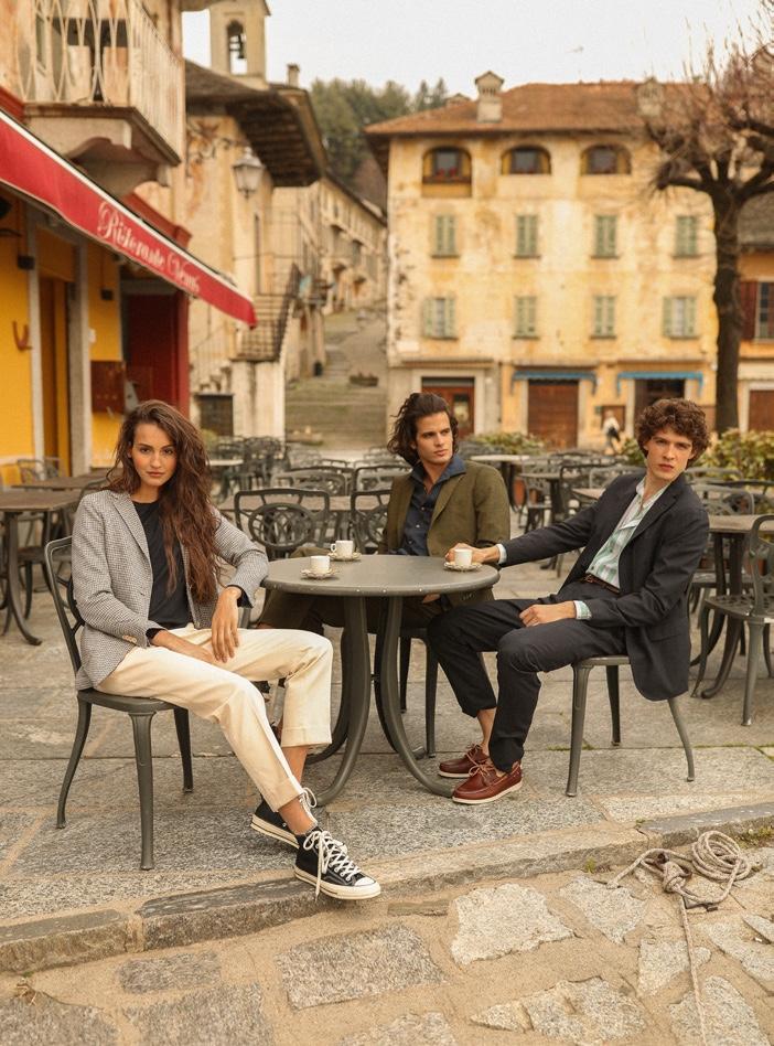 Acqua Dolce: Boglioli Unveils Spring Campaign