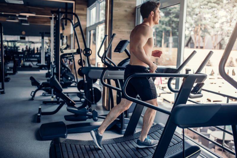 Curve Treadmill