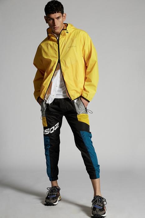 DSQUARED2 Men Kaban Yellow Size S 100% Cotton