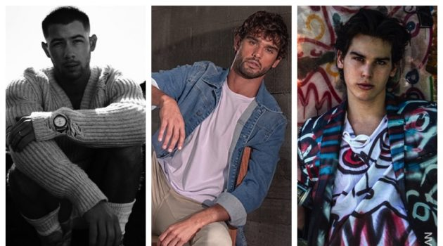Week in Review: Nick Jonas, Marlon Teixeira, VMAN + More
