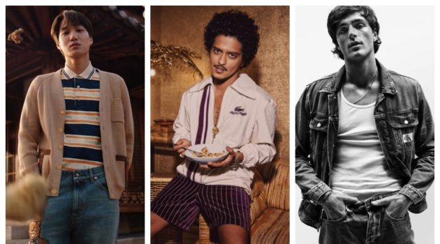Week in Review: Kai for Gucci, Bruno Mars x Lacoste, Calvin Klein + More