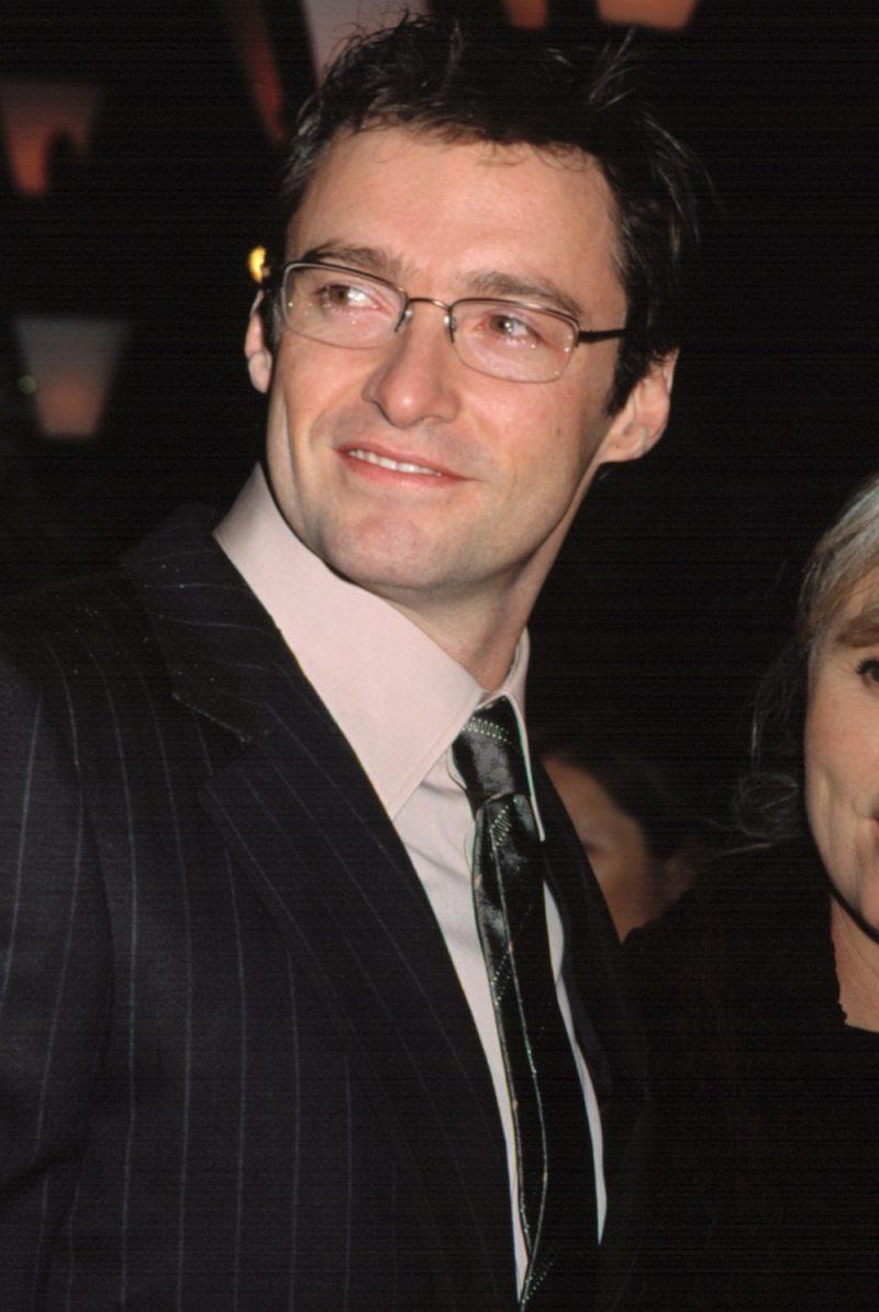 Hugh Jackman Glasses