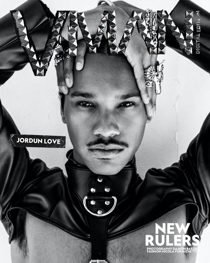 Jordun Love snags a digital VMAN cover.