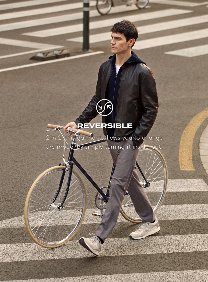 Vincent Lacrocq Takes Mango High-Performance Collection for a Ride