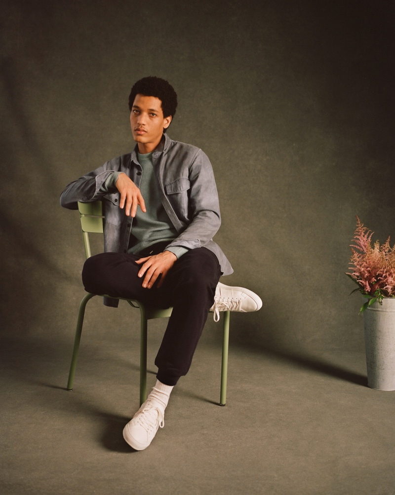 Mr Porter Pays Nod to Beat Generation for Mr P. Collection