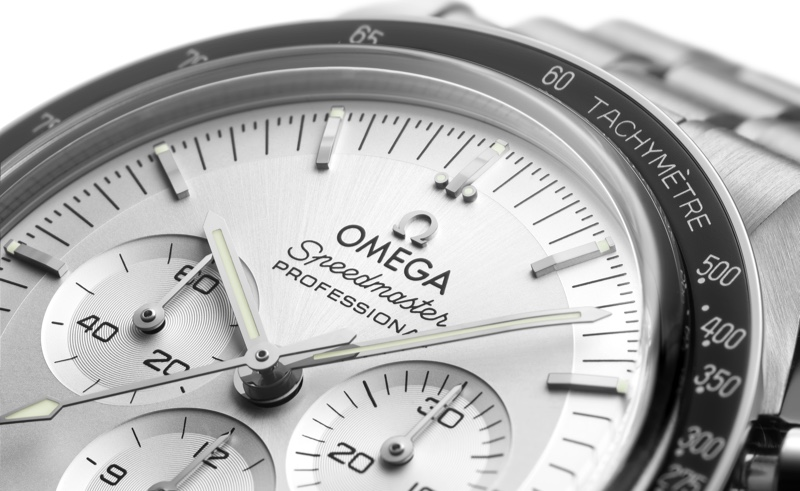 Nick Jonas Sports OMEGA Watch for 'Spaceman' Music Video