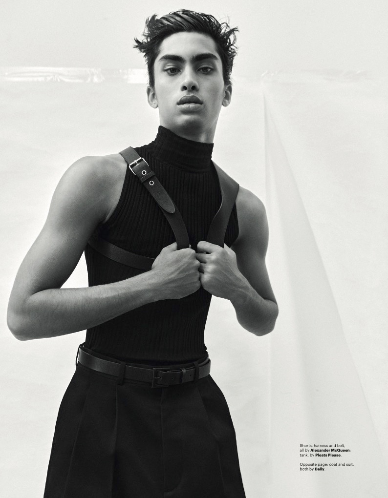 Tissa Sports Clean Lines for Esquire Singapore