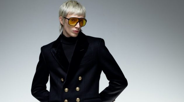Tom Ford Returns to Glam Form with Fall Collection
