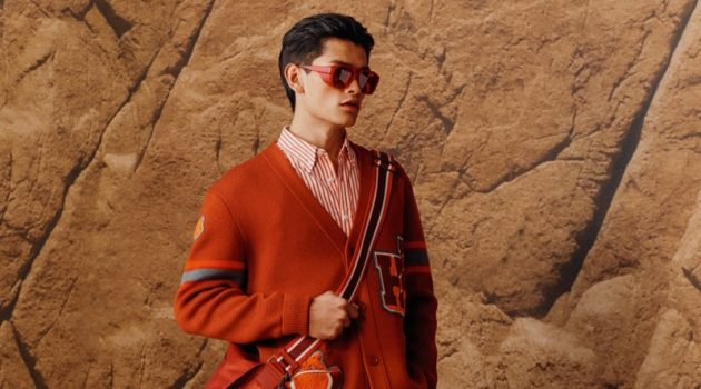 BOSS Proclaims 'The Future is Now' with Fall Editorial Collection