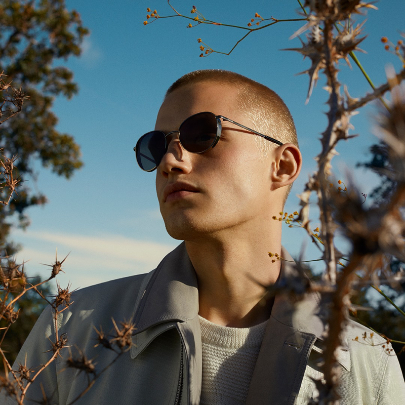 Claas, Chun & Kit Venture Outdoors for Bally Spring Campaign
