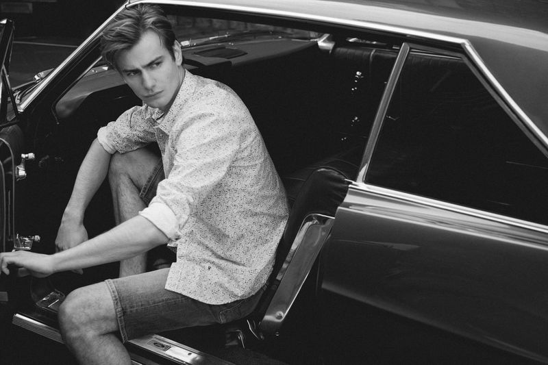 Heritage Road: Ben Allen for Pepe Jeans