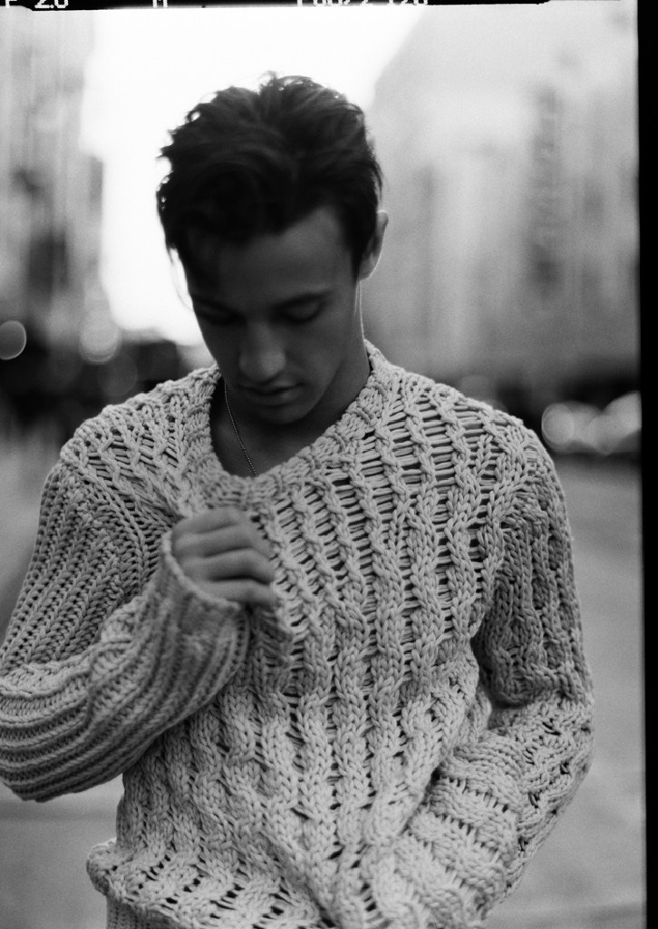 Cameron Dallas Channels a Rebellious Cool for Issue Magazine