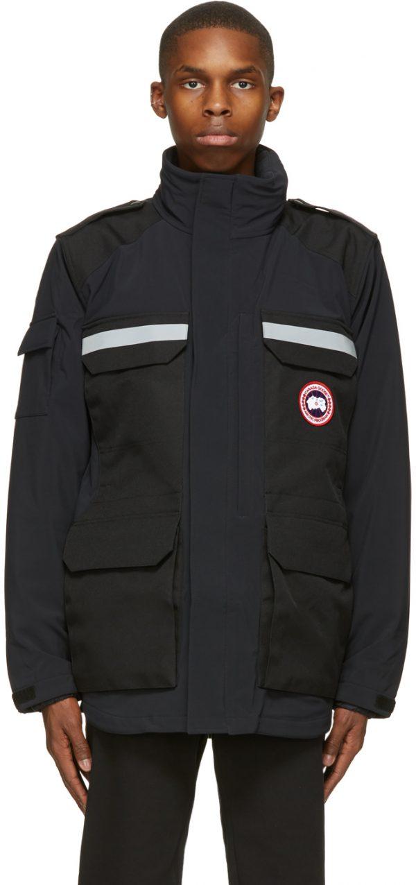 Canada Goose Black Photojournalist Jacket