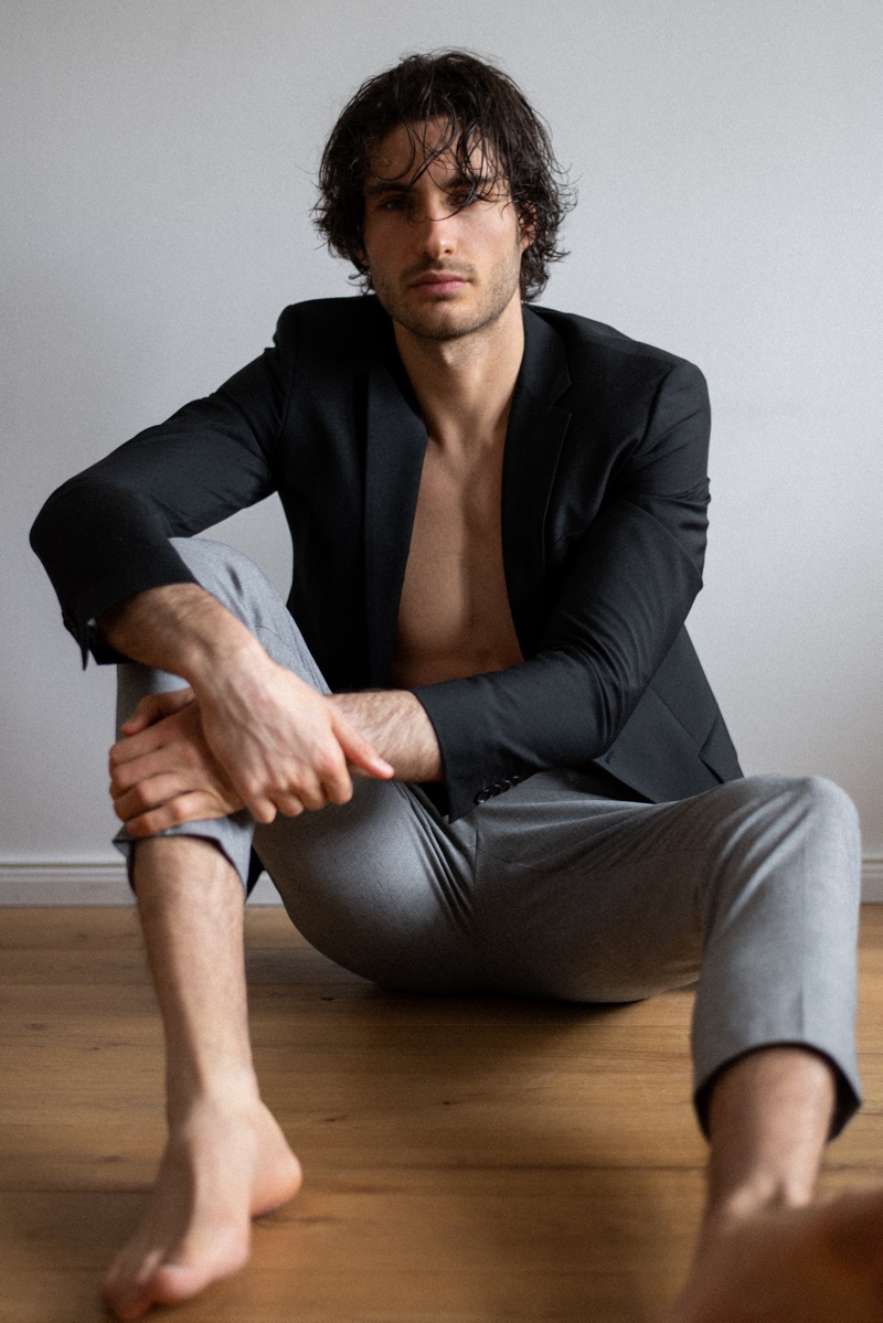Christoph Leitner in 'Charmeleon'