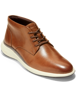Cole Haan Men's Grand Troy Chukka Boots Men's Shoes