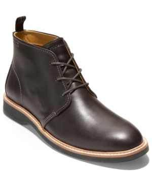 Cole Haan Men's Morris Chukka Boots Men's Shoes
