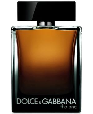 Dolce & Gabbana Men's The One for Men Eau de Parfum Spray, 5 oz.