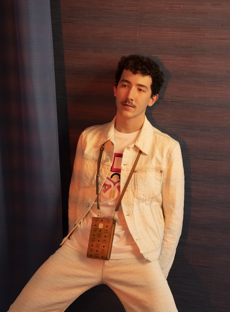 MCM Taps Frankie Jonas for Spring Campaign