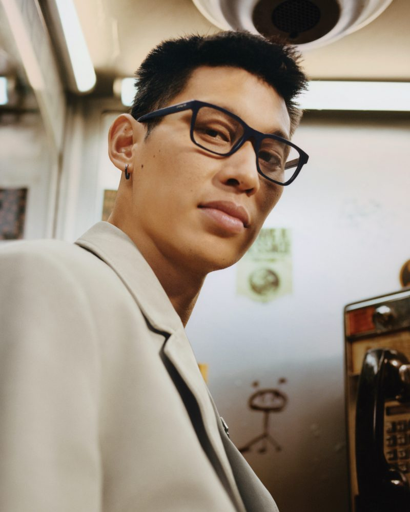 Jeremy Lin Fronts Coach Spring Eyewear Campaign