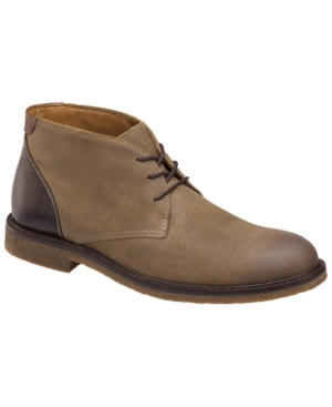 Johnston & Murphy Men's Copeland Chukka Boots Men's Shoes