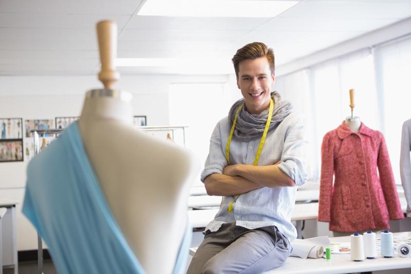 Male Fashion Designer Studio