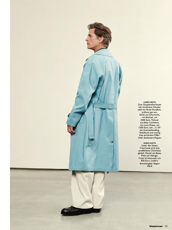 Mark Vanderloo is Simply Stylish for Monsieur Magazine