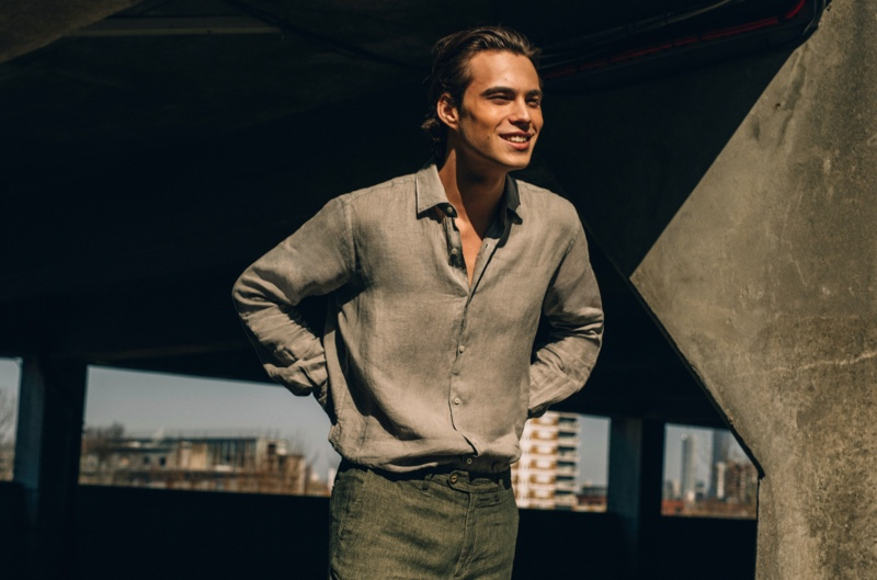 Chroma: Louis, Finnlay, Grace & Cosmo Model Smart Style for Massimo Dutti