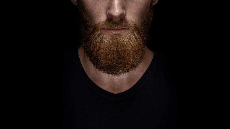 Mens Facial Hair Beard