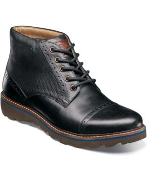 Nunn Bush Men's Buchanan Cap Toe Chukka Boot Men's Shoes