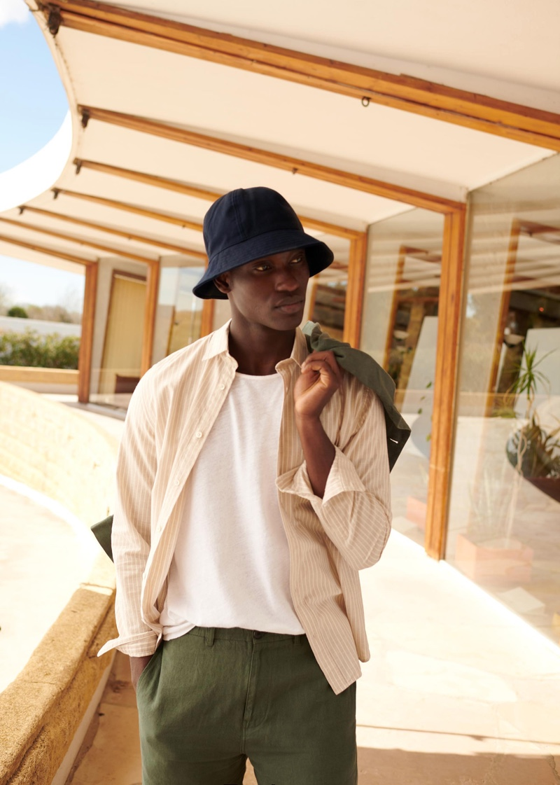 Octobre Channels Sunny California Vibes with Motel Paradise Collection