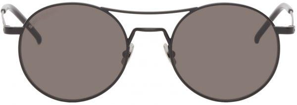 Saint Laurent Black SL 421 Sunglasses