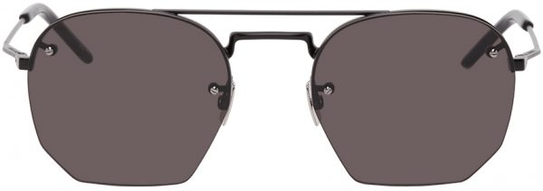 Saint Laurent Black SL 422 Sunglasses