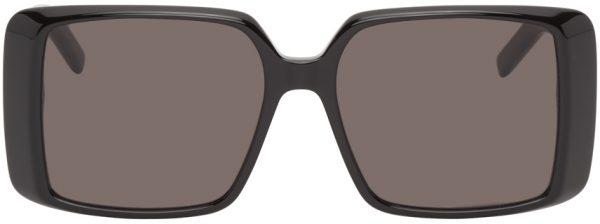 Saint Laurent Black SL 451 Sunglasses